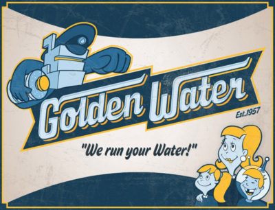 Kerb Golden Water Co.