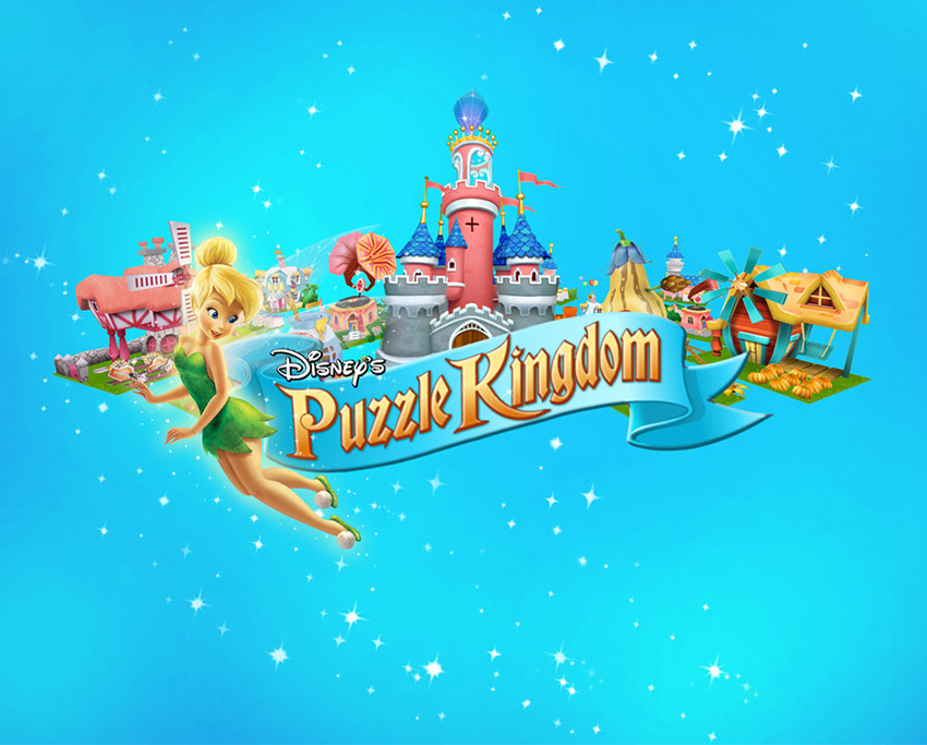 Disney Puzzle Kingdom