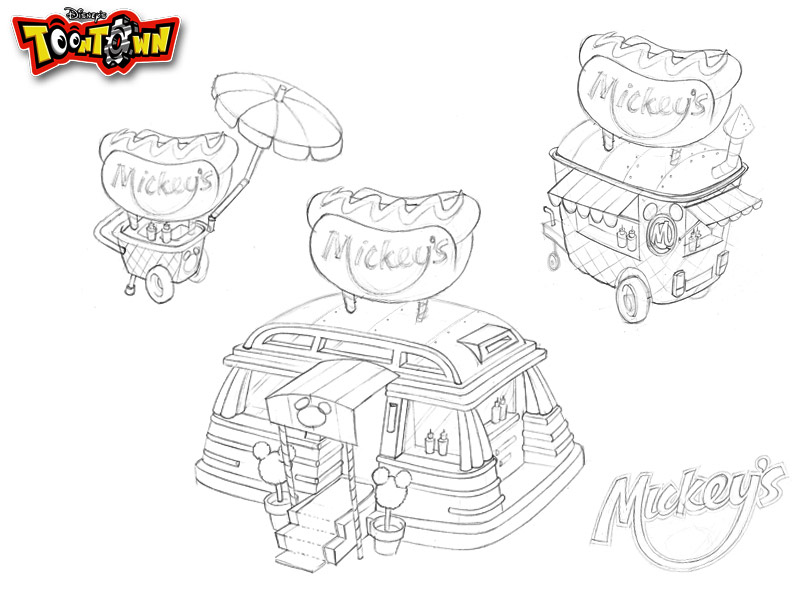 disney_puzzle_kingdom_toontown_eateries_sketches
