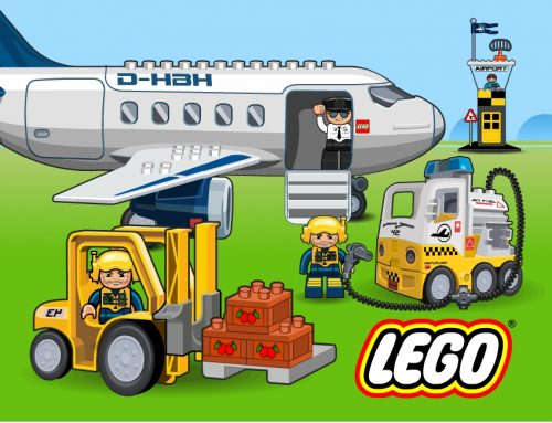 Lego – Airport Action