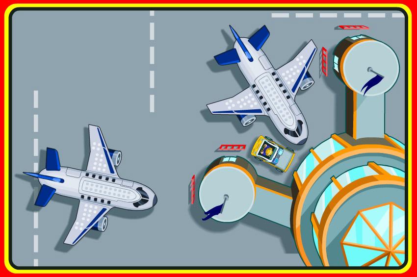 lego airport terminal
