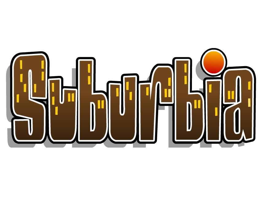 panik suburbia Logo Design and Illustrations