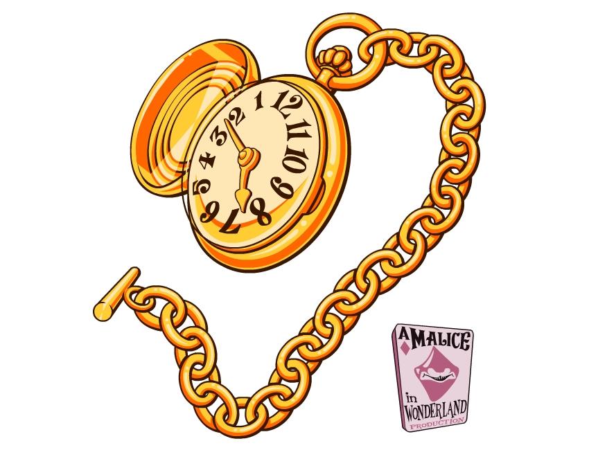 white_rabbit_clock